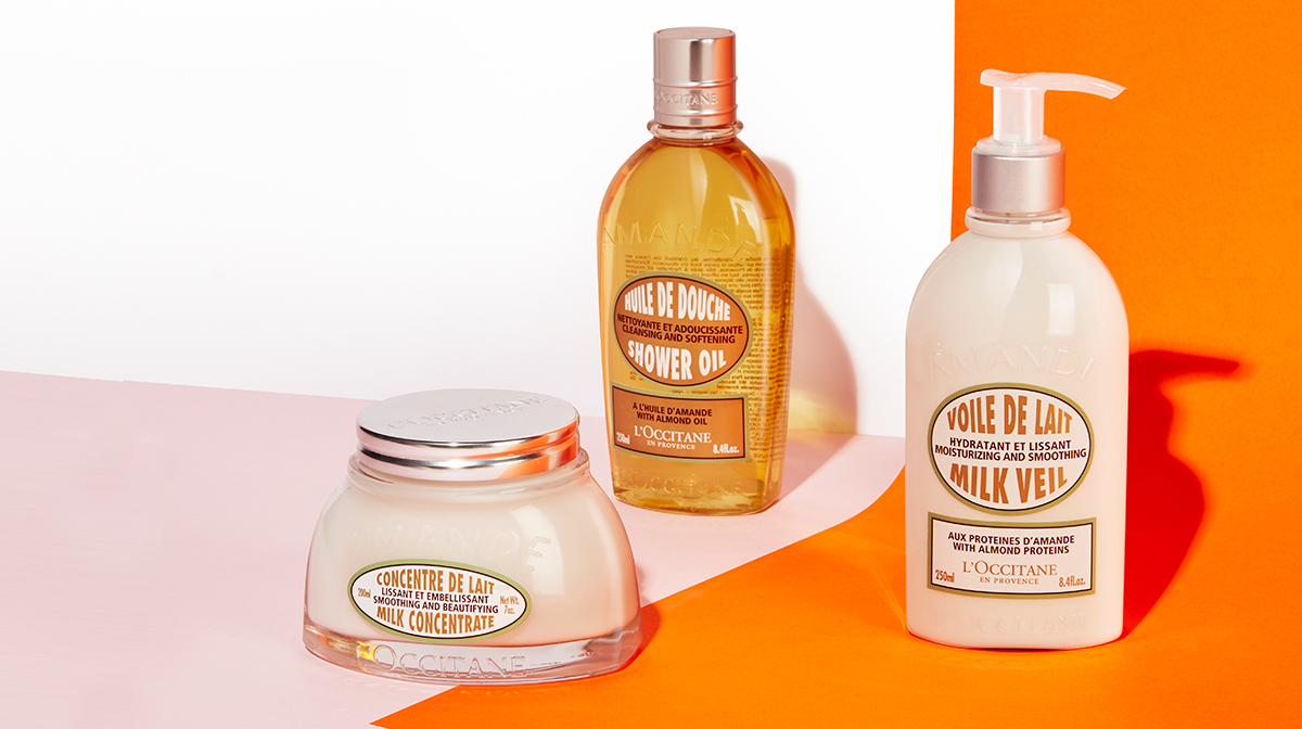 L'Occitane Almond Collection: The Benefits Of Almond Oil