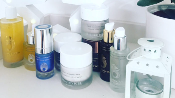 Omorovicza's Summer Evening Beauty Routine