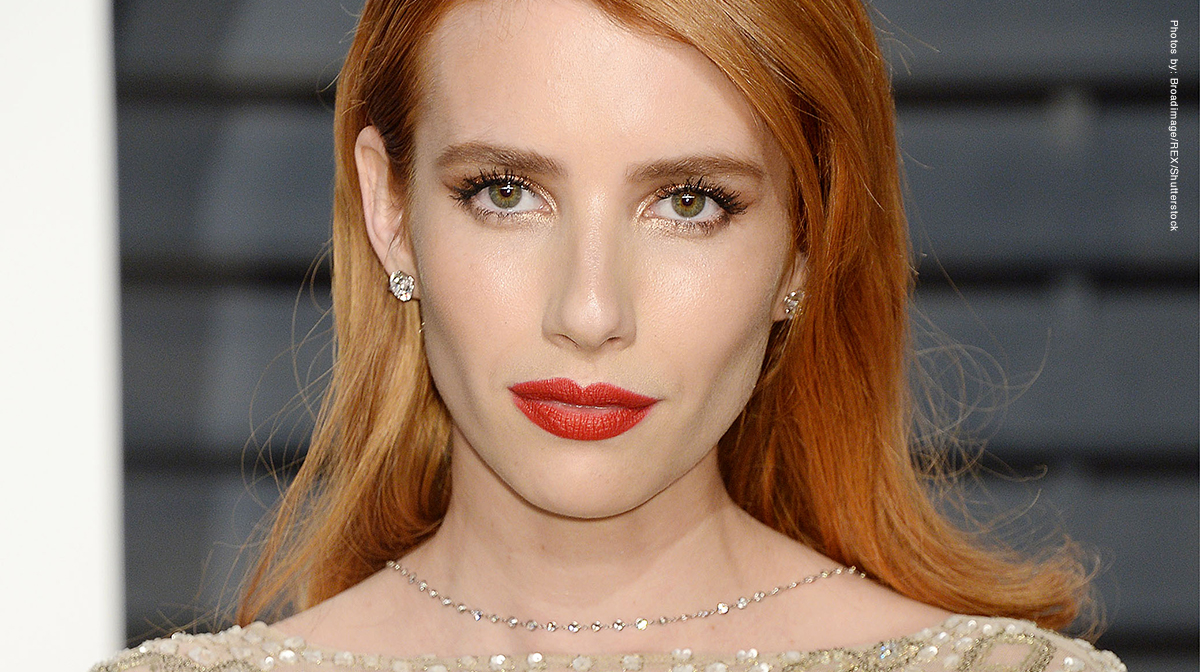 4th Of July Make Up Tutorial- Get Emma Roberts' Look