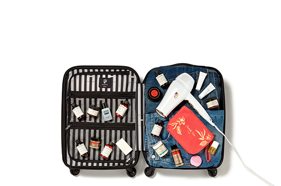 Up, Up and Away: Travel Makeup Essentials