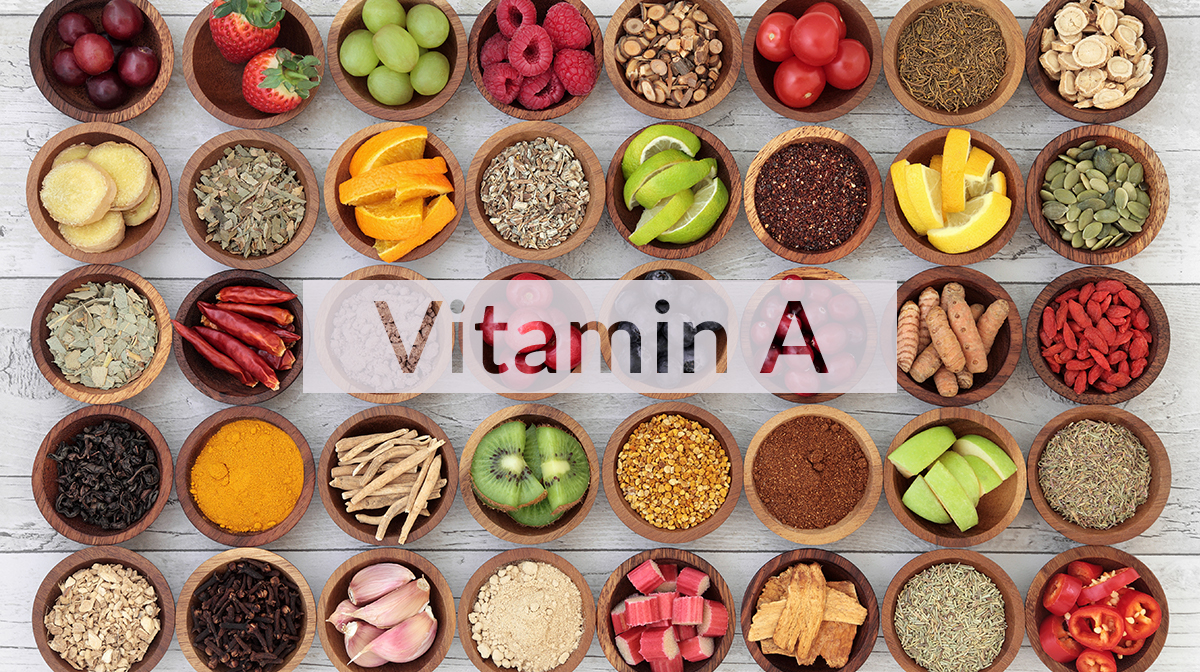 The A-Z Of Superfoods For Your Skin: Vitamin A