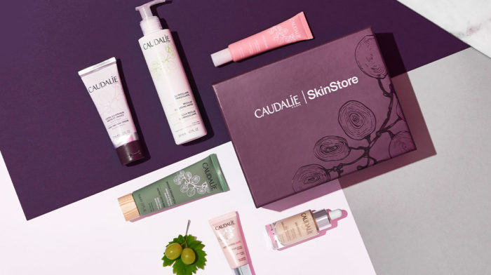 Reviewing the SkinStore x Caudalie Limited Edition Beauty Box