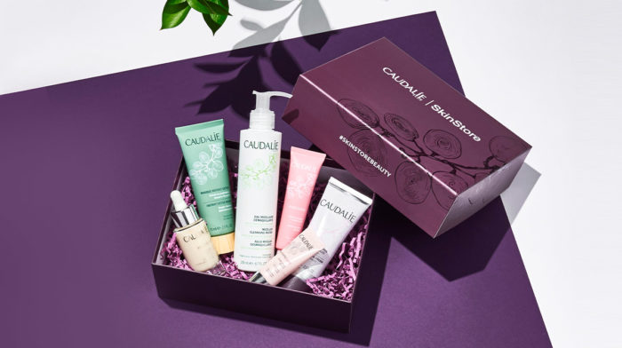 Facebook Reveal: SkinStore x Caudalie Limited Edition Beauty Box