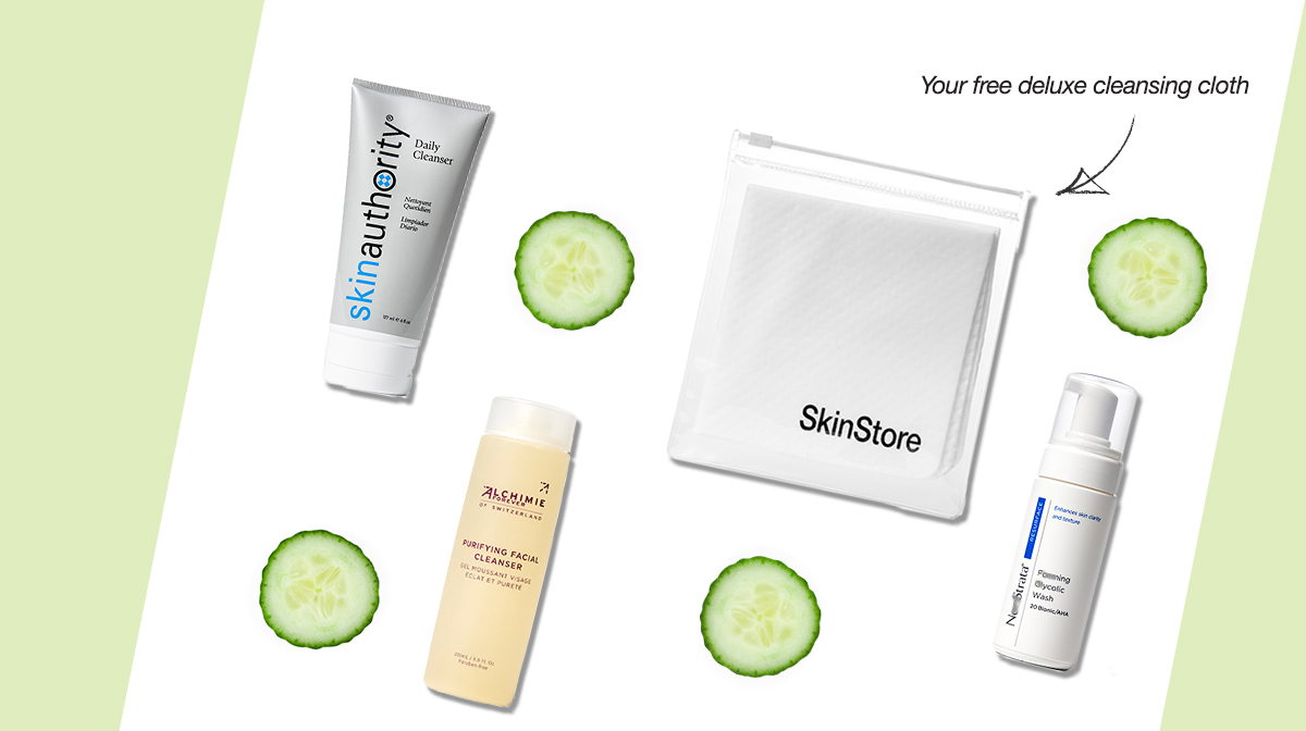 Free Cleansing Cloth and La Roche-Posay Cleanser This Weekend On SkinStore