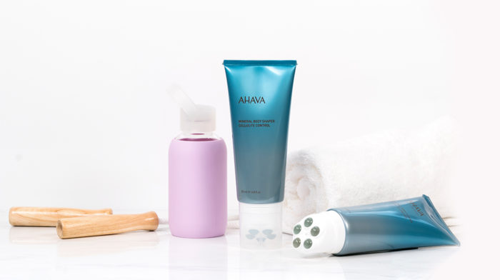 How to Use AHAVA's Mineral Body Shaper Cellulite Control
