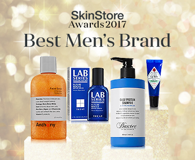 SkinStore Awards: Best Men's Brand