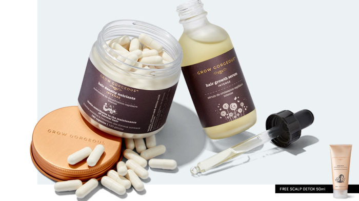 Grow Gorgeous Hair Density Nutrients Trial: The Results