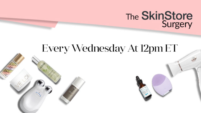 The SkinStore Surgery: Live Sessions Every Wednesday