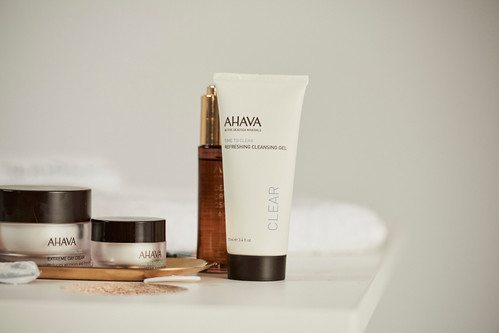 AHAVA's Natural Skin Care Regimen