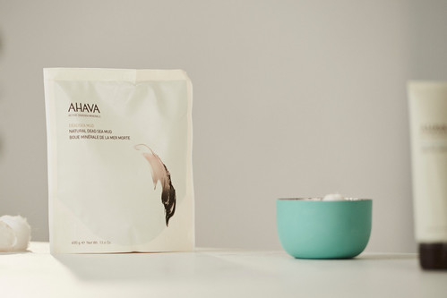 AHAVA: The Skin Care Benefits of The Dead Sea Minerals