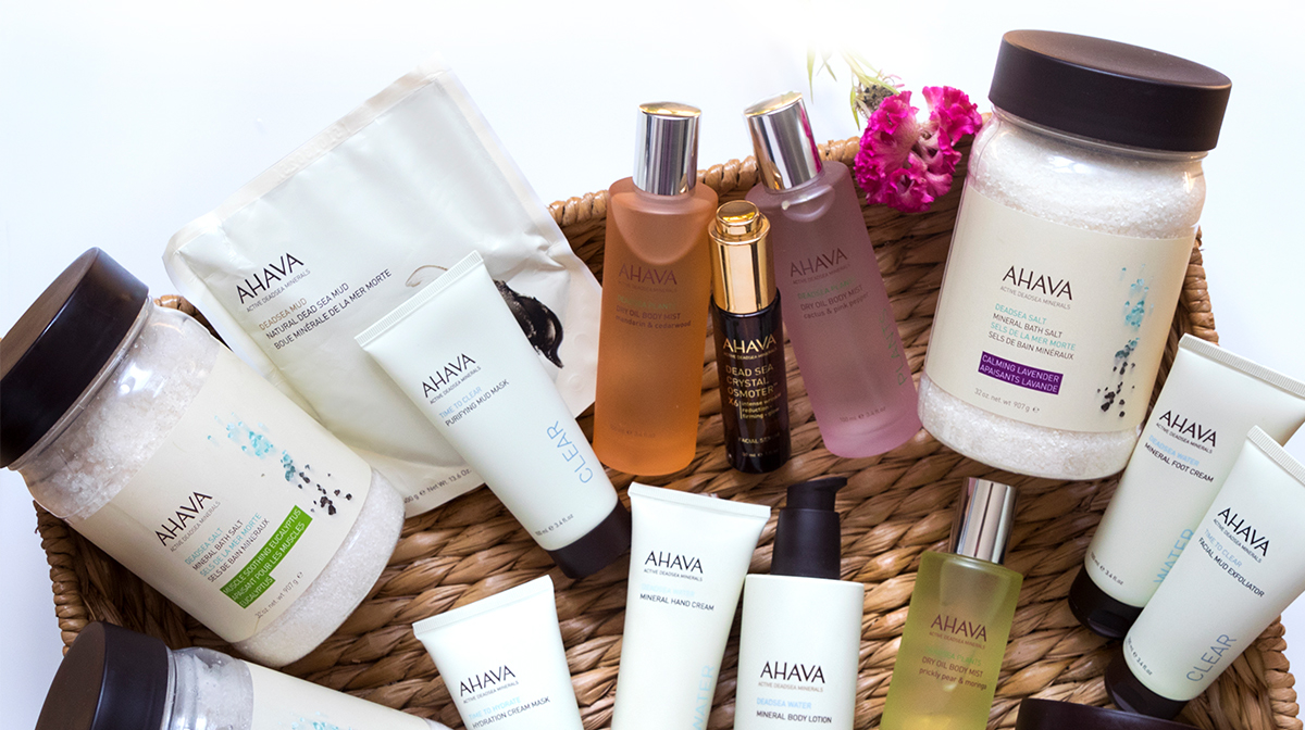 WIN The Ultimate AHAVA Beauty Bundle Worth $500