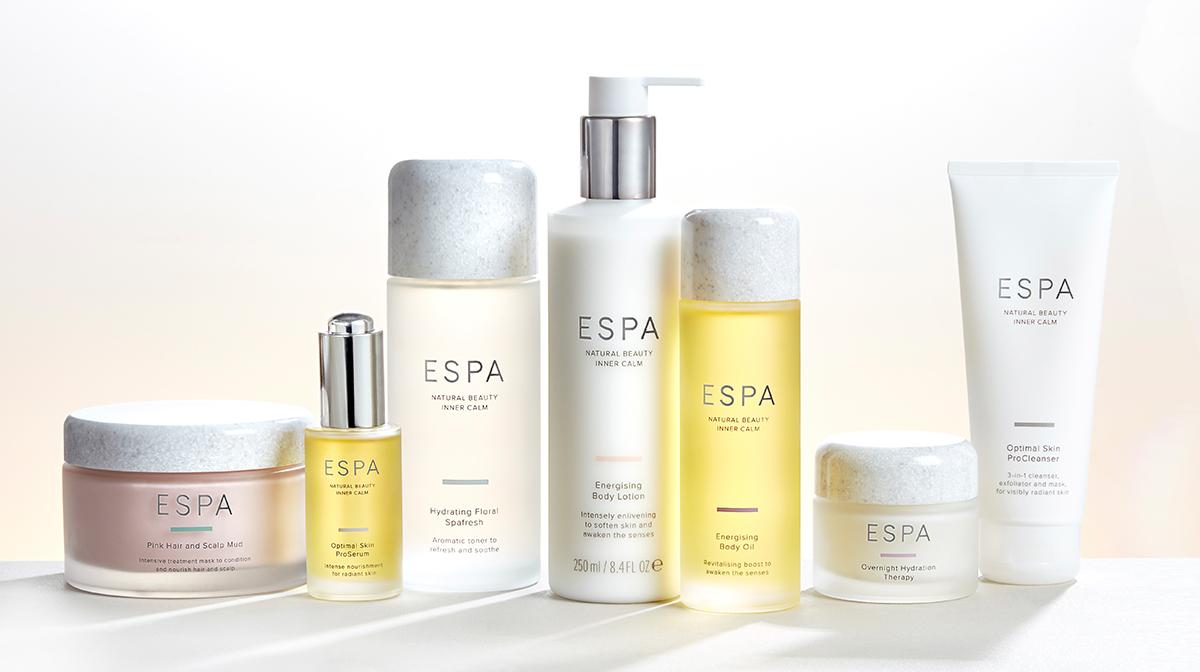 Introducing The Luxury Skincare Brand – ESPA