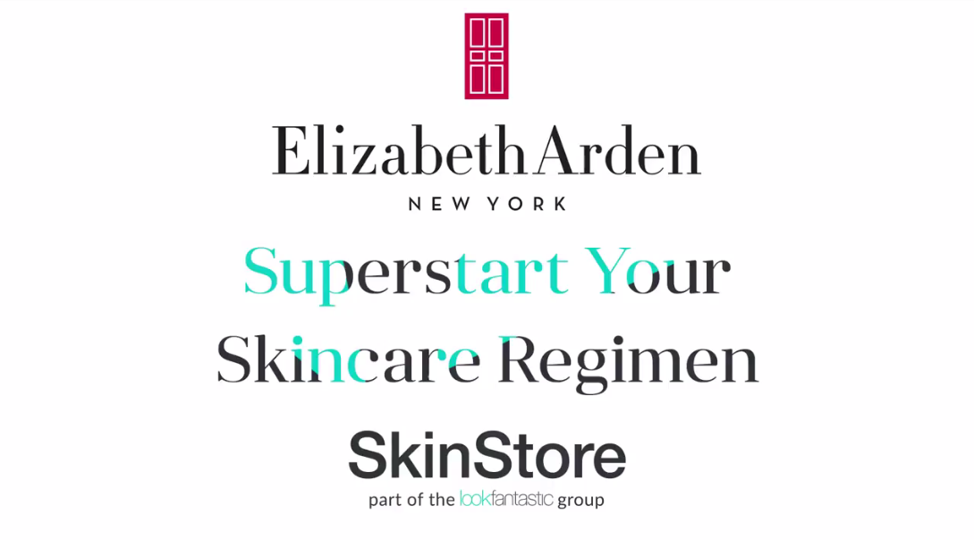 Superstart Your Skin Care Regimen with Elizabeth Arden
