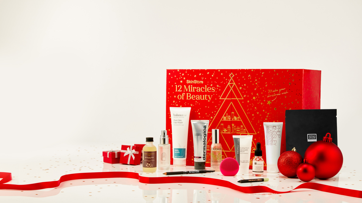 12 Miracles of Beauty Advent Calendar Unboxing