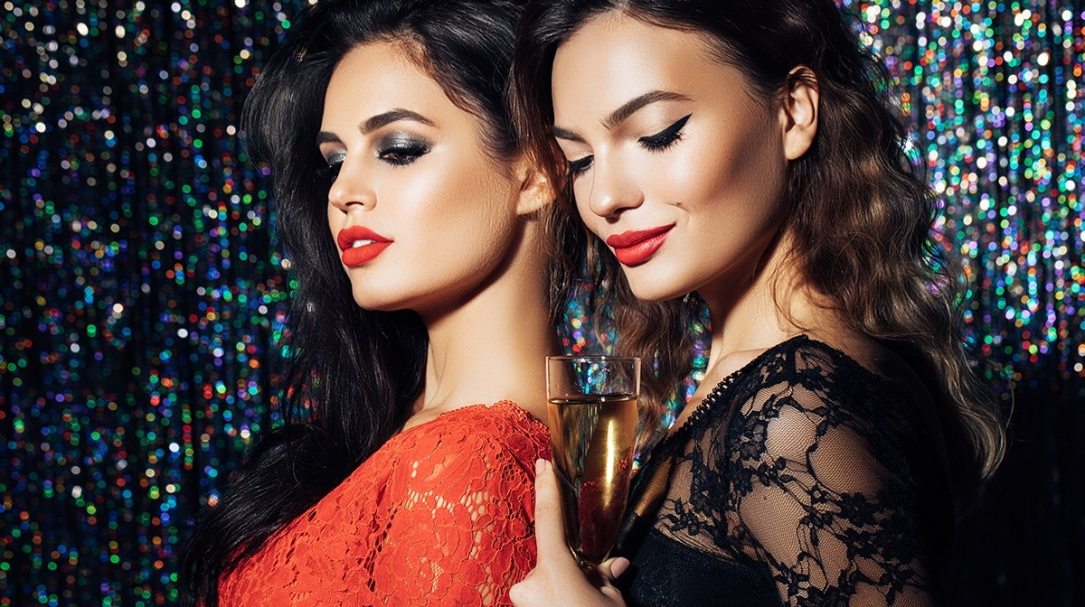 Our Favorite New Year's Eve Makeup Looks