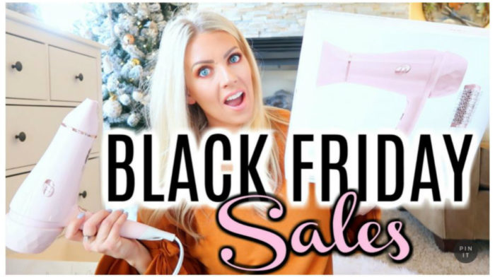 Samantha Schuerman's Black Friday Favorites