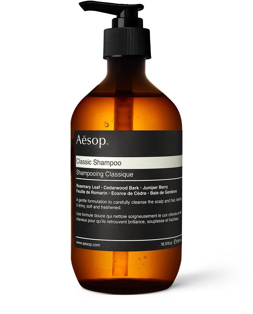 A Moment for Aesop: Shampoo Review