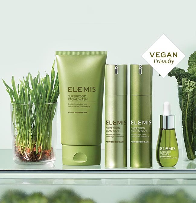 Elemis: Superfood For the Complexion