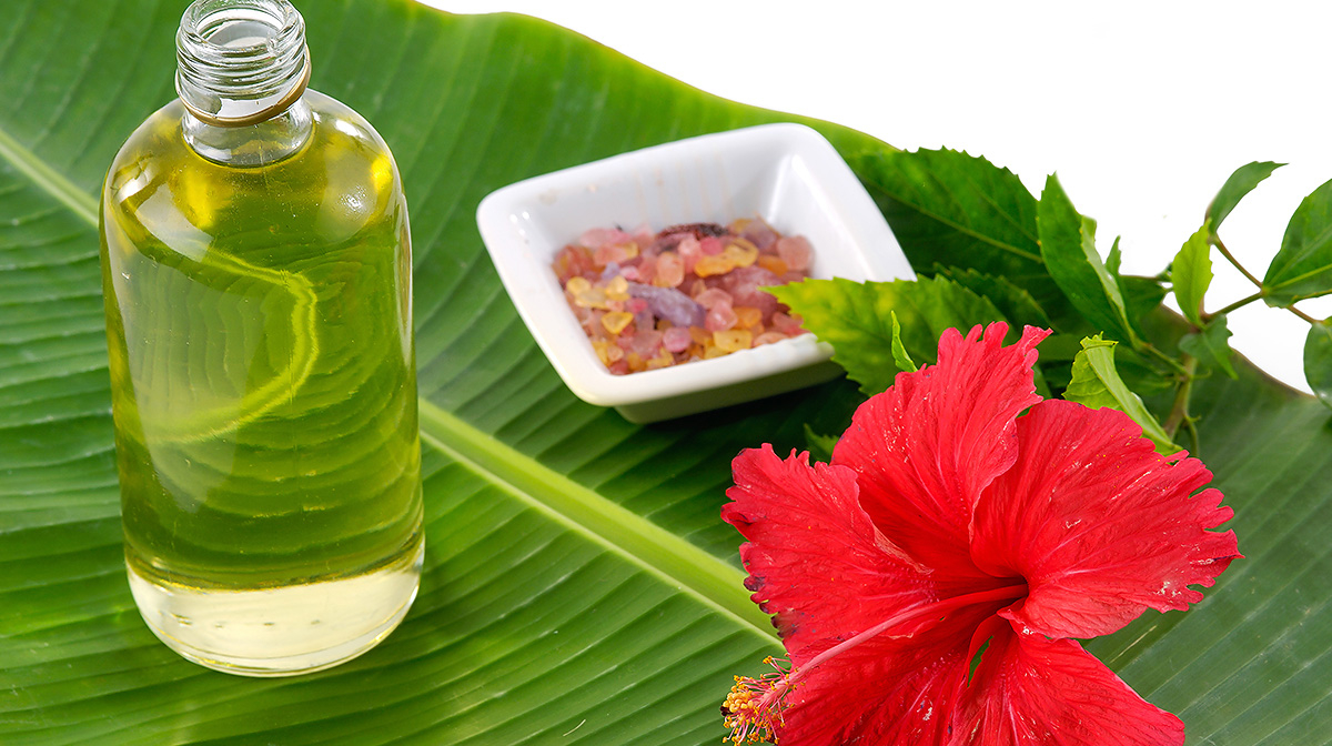 Hibiscus Benefits: Nature's Botox in an Oil