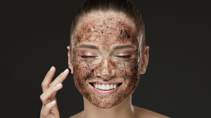 Coffee Scrub Benefits of Caffeine on the Skin