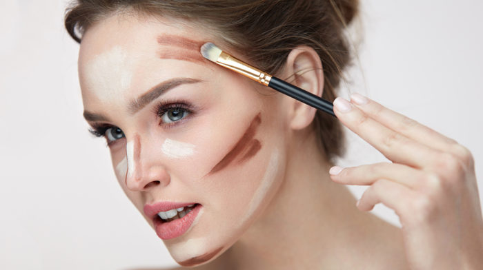 Look Younger with Facial Contrasting