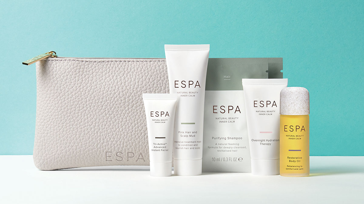 Discover the Natural Therapeutic Benefits of the ESPA Explore Gift