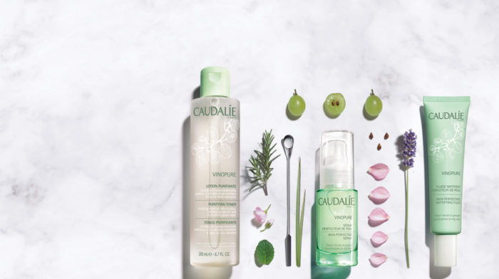 Caudalie Vinopure Collection Review