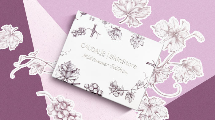 Discover the SkinStore X Caudalie Limited Edition Beauty Box