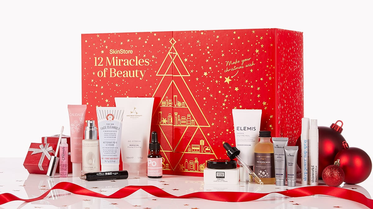 Experience 12 Miracles of Beauty this Holiday Season