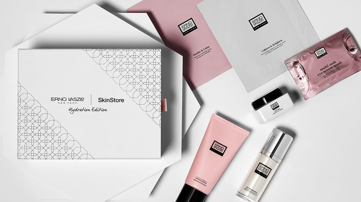 The Erno Laszlo x SkinStore Limited Edition Box is Here!