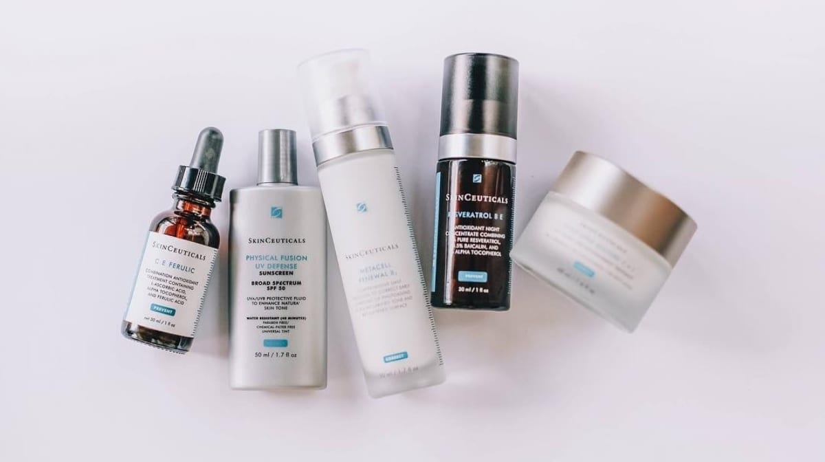 Glow To Bed: Glycolic 10 Renew Overnight with SkinCeuticals
