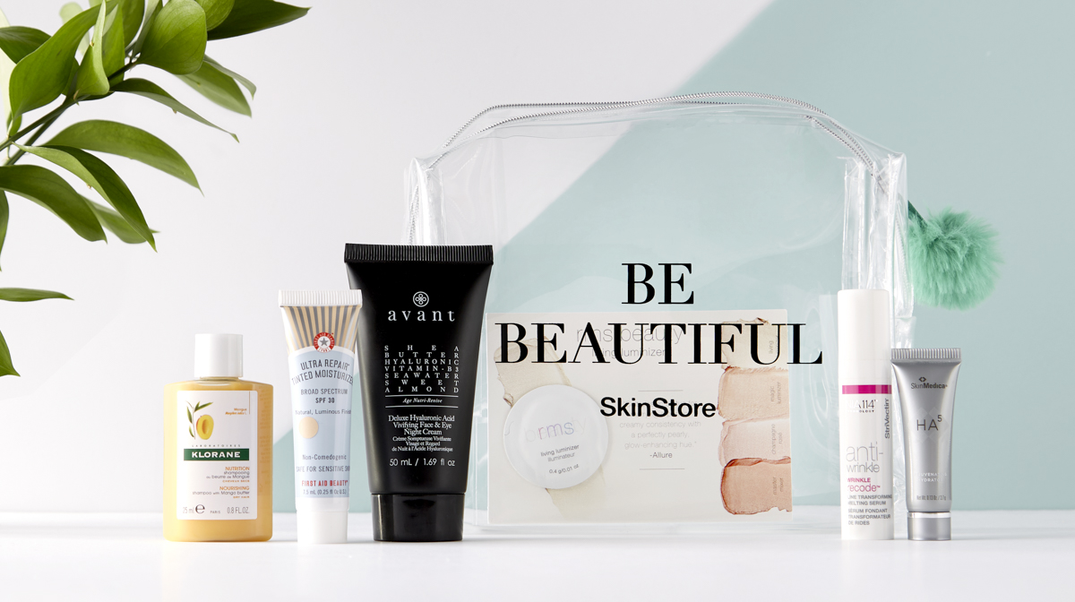 Be Youthful: What's In Our April Beauty Bag This Month