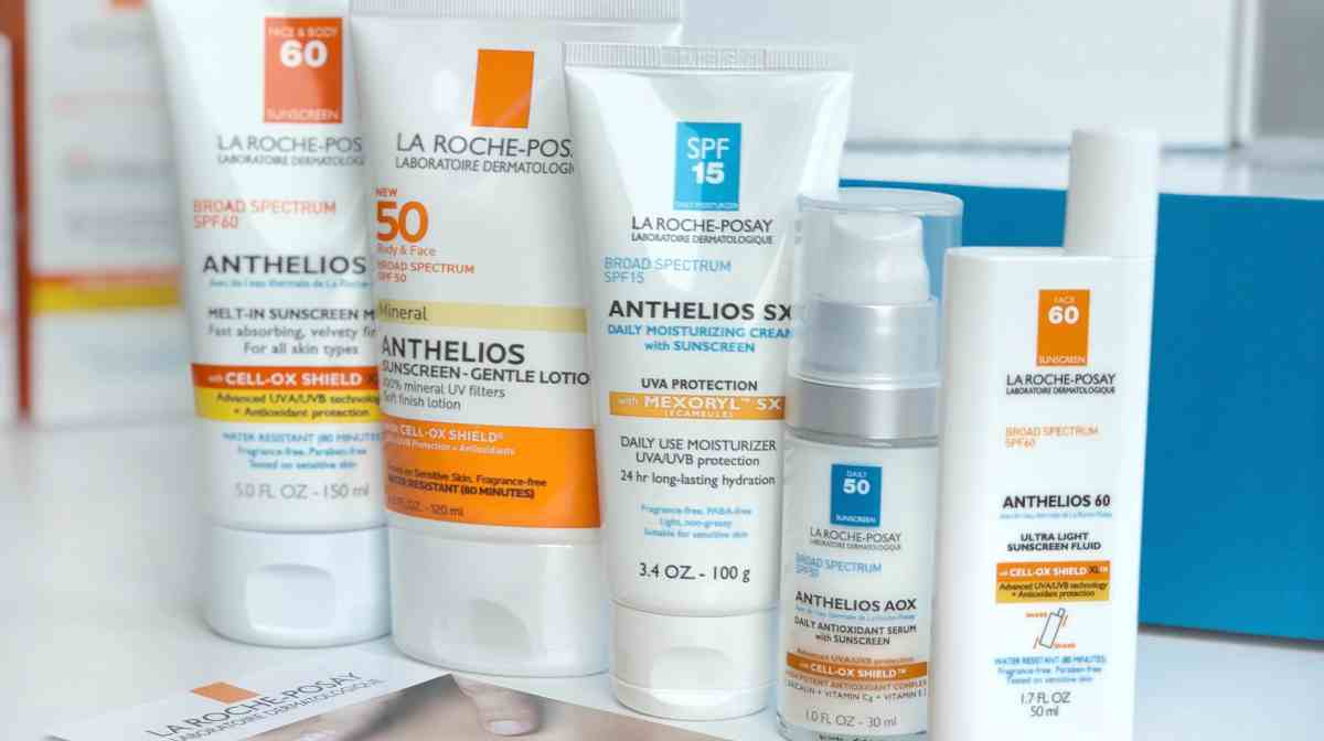 SPF and Sun Protection With La Roche-Posay