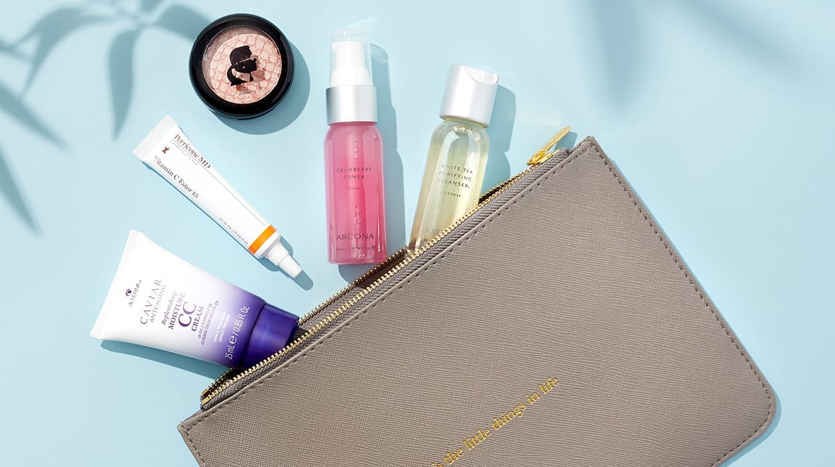What's In Our Beauty Bag This Month
