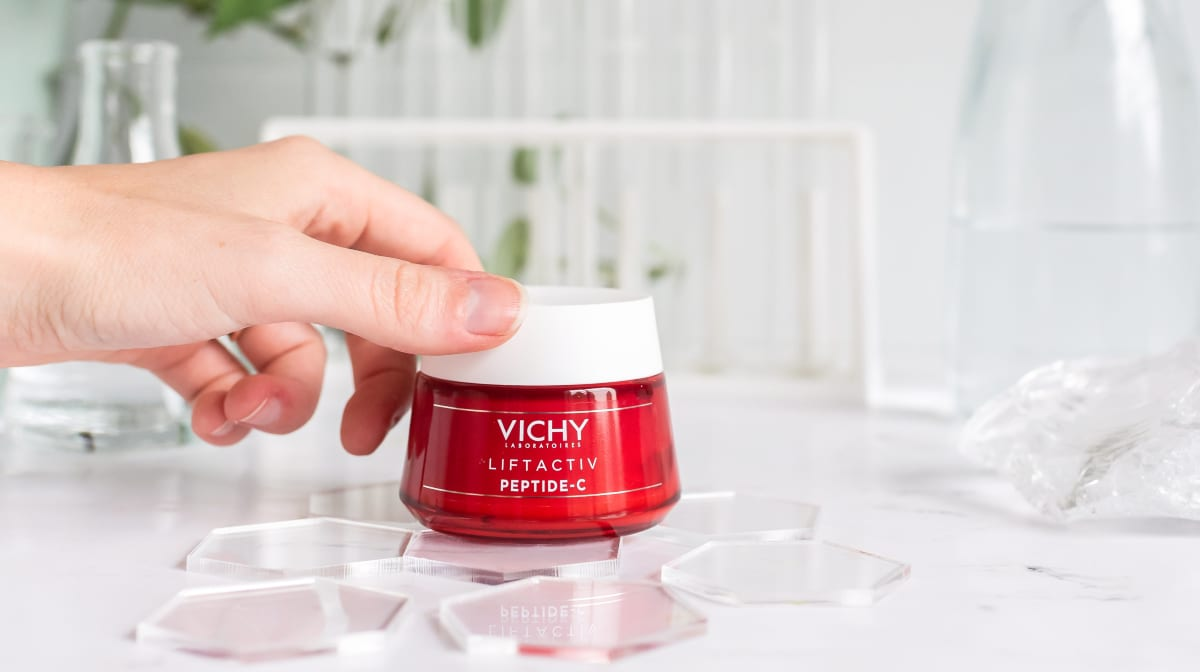 Vichy Laboratoire's Newest Products Are Changing the Anti-Aging Game