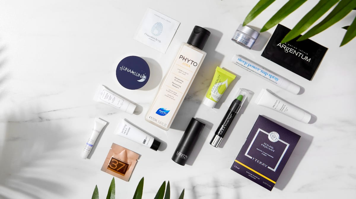 Our Free July Beauty Bag Is the Peak of Summer Skincare