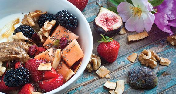 Chia Samen: Der Essensheld für Juli