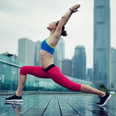 5 clevere Ideen, Sport in den Alltag zu integrieren