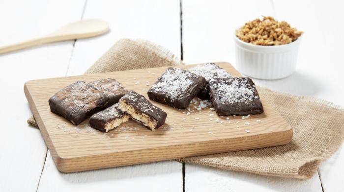 Schoko-Protein Kekse