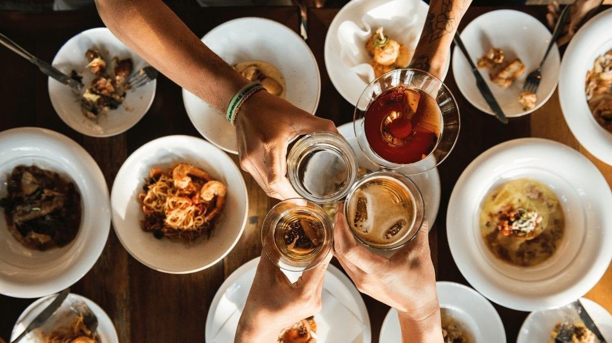 Wie kann ich einer Diät folgen, wenn meine Familie es nicht tut?