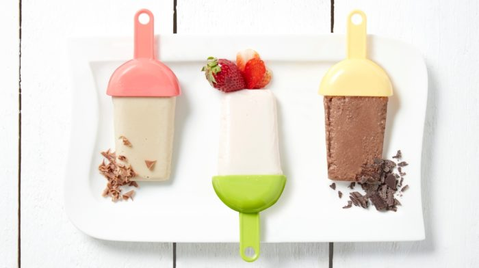 Protein Ice Lollies