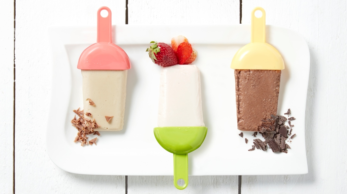 exante protein ice lollies