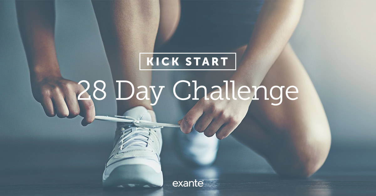Exante 28 Day Kick Start Challenge