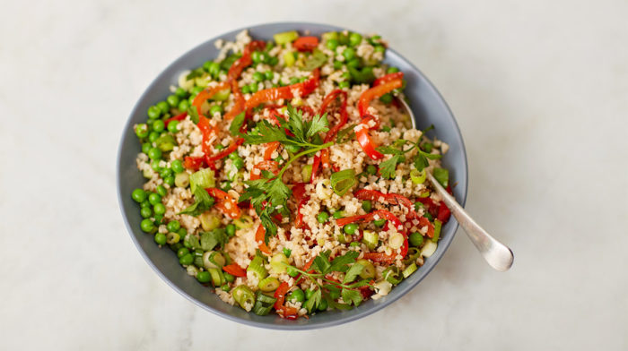 Low-Carb Veggie Cauli Rice