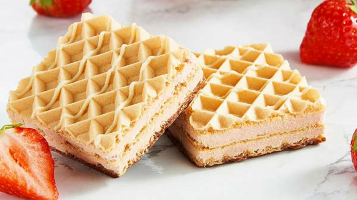 Exante Strawberry Wafer