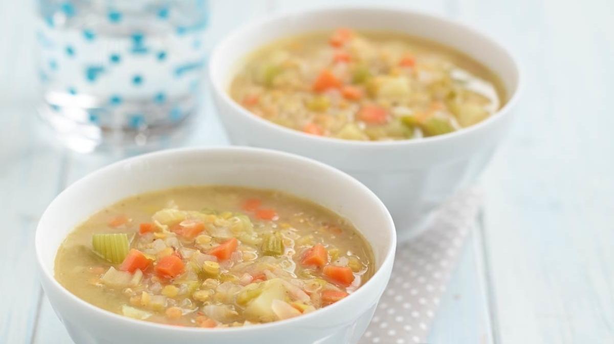 Healthy Winter Vegetable Soup Recipe