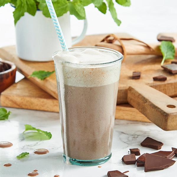 Exante Chocolate Mint Shake