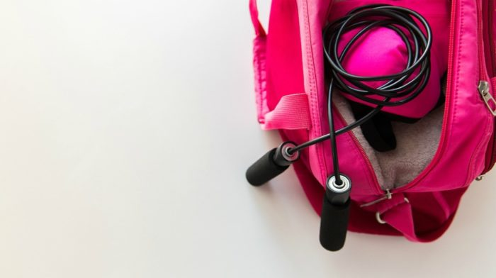 10 Items You Need In Your Gym Bag Right Now