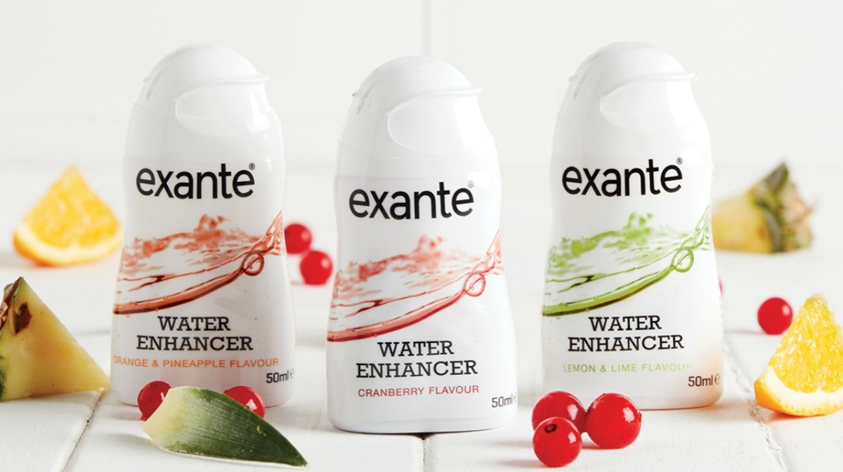 Stay Hydrated On-the-go With Our NEW Water Enhancers