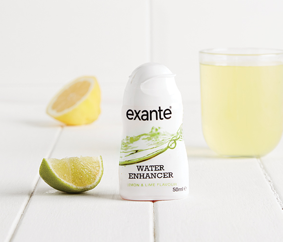 Exante Lemon and Lime Water Enhancer